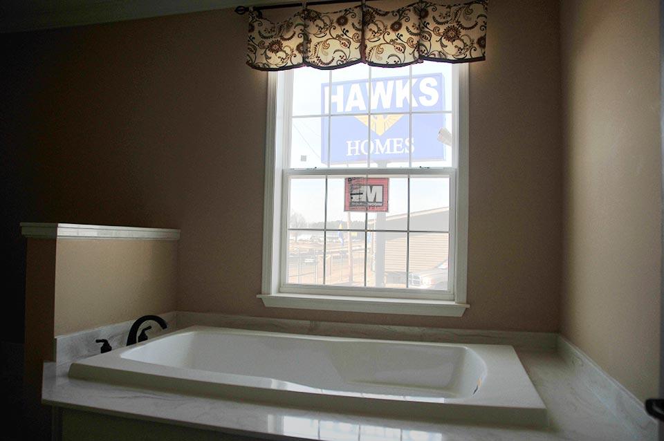4 Bedroom Floor Plan F 4028 Hawks Homes Manufactured
