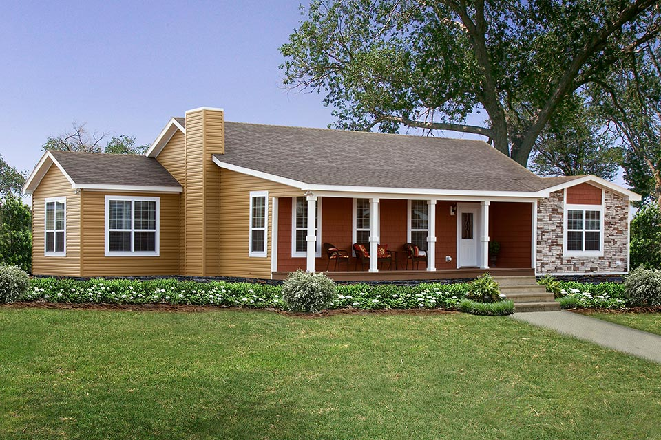 Main House Style Singlewide Triple Wide Doublewide Quad Wide ...