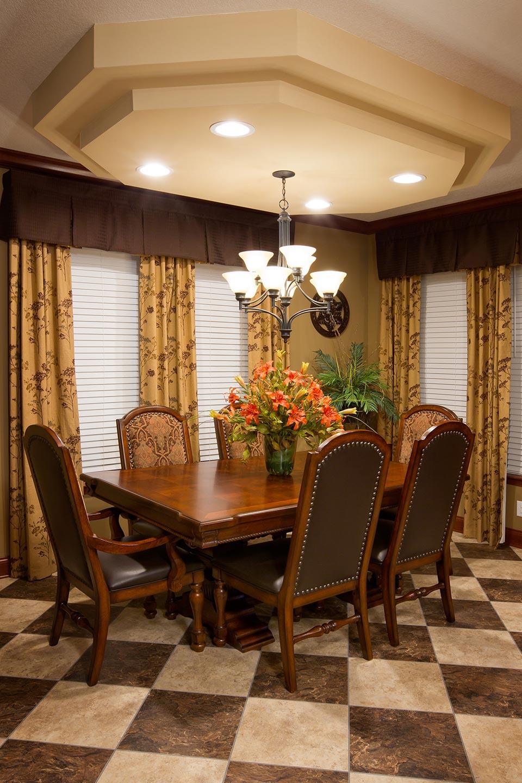 3 Bedroom Floor Plan F 3029 Hawks Homes Manufactured