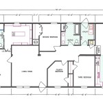 4 Bedroom Floor Plan  F-663