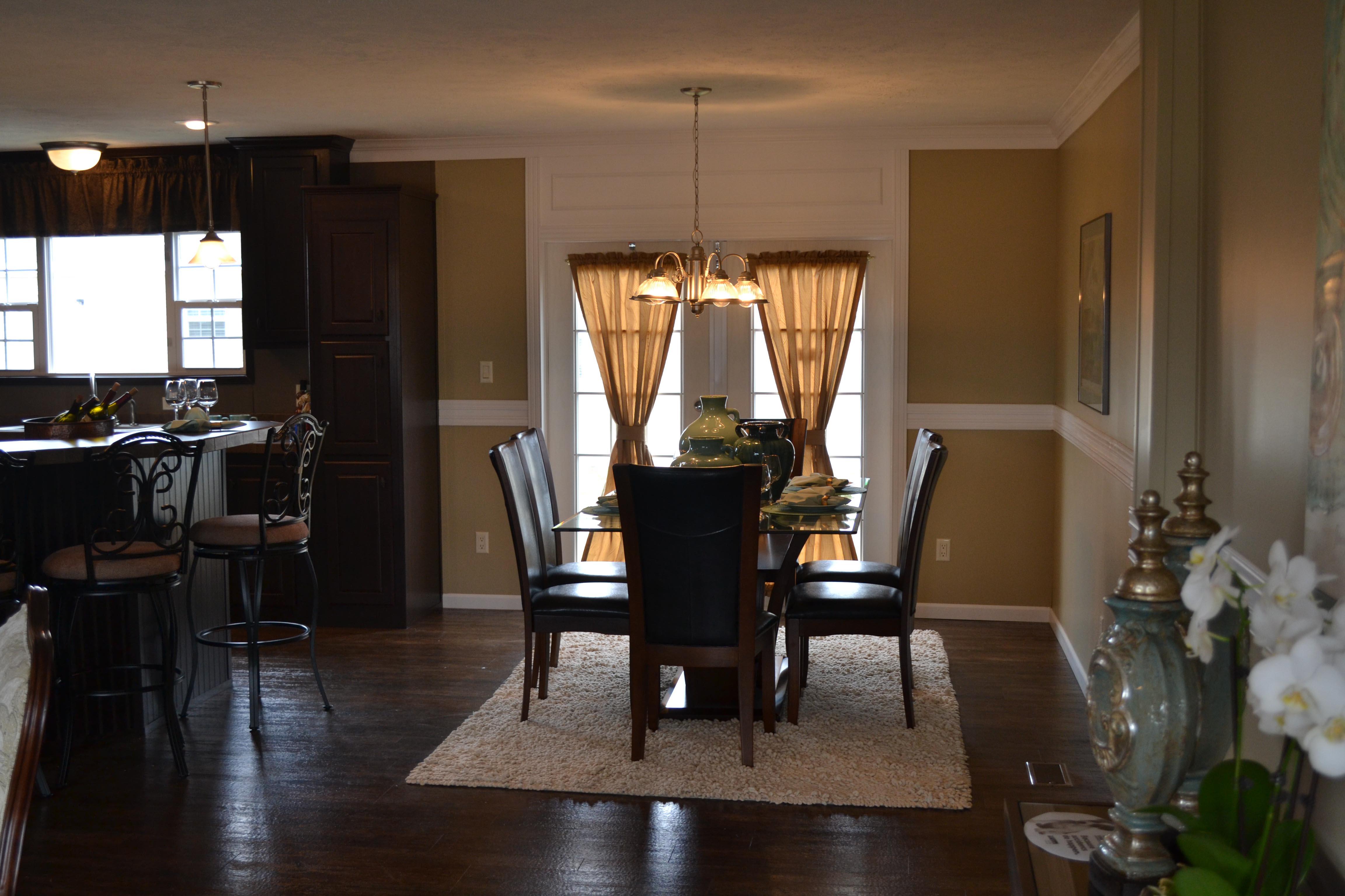 3 Bedroom Floor Plan C 9911