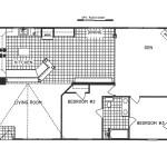 4 Bedroom Floor Plan: C-9916