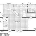 3 Bedroom Floor Plan: B-5006