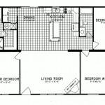 3 Bedroom Floor Plan: C-8206
