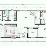 3 Bedroom Floor Plan: K-3238