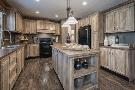 3 Bedroom Floor Plan K 26 Hawks Homes Manufactured