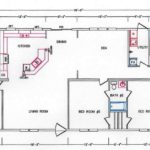 5 Bedroom Floor Plan: K-32