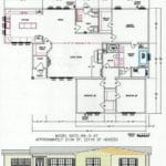 3 Bedroom Floor Plan: F-5072