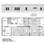 4 Bedroom Floor Plan: B-6020