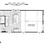 3 Bedroom Floor Plan: B-2033