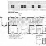4 Bedroom Floor Plan: B-5034
