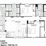 "3 Bedroom Floor Plan: B-6041 ""LulaMae"""