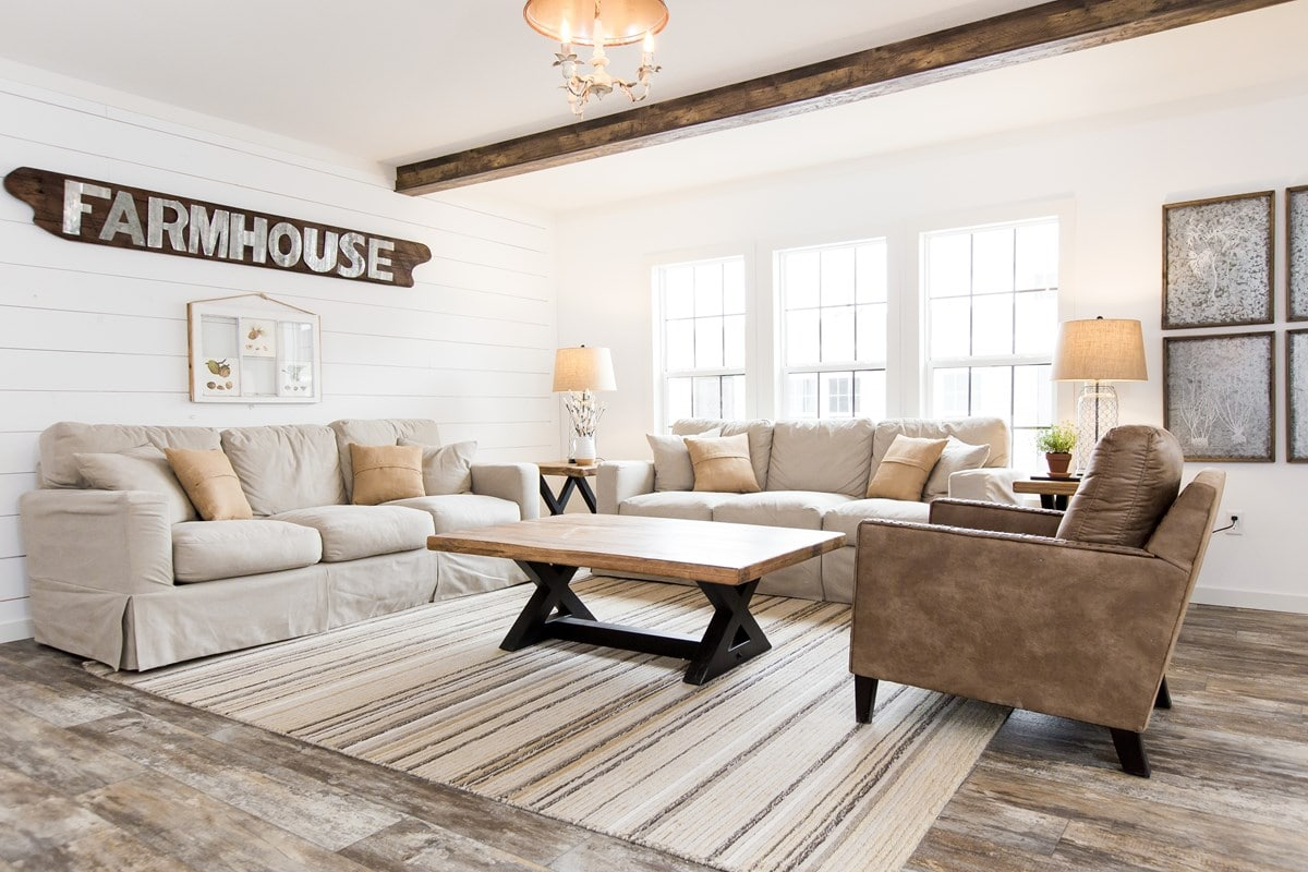 3 Bedroom Floor Plan B 6041 Lulamae Hawks Homes