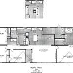 4 Bedroom Floor Plan: C-9920