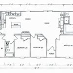 4 Bedroom Floor Plan: K-MD-31