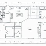 3 Bedroom Floor Plan: K-KB-3242
