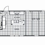 "3 Bedroom Floor Plan: J-AMS3 ""The Lincoln"""