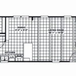 "3 Bedroom Floor Plan: J-nat-1676 ""The Patton"""