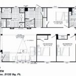 "4 Bedroom Floor Plan: ""The Lulabelle"""