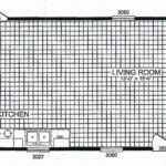 2 Bedroom Floor Plan: B-1656