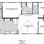 3 Bedroom Floor Plan: C-9213