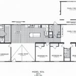 4 Bedroom Floor Plan: C-9214