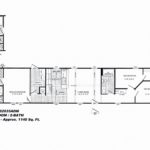 3 Bedroom Floor Plan: B-2035