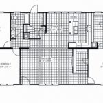 3 Bedroom Floor Plan: The Jefferson