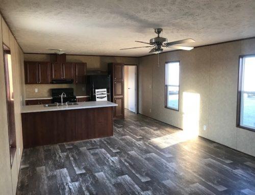 3 Bedroom Floor Plan: C-2001 Special