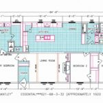 "3 Bedroom Floor Plan: F-621 ""The Brantley"""
