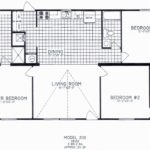 3 Bedroom Floor Plan: C-2101