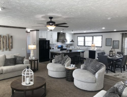 3 Bed 2 Bath Floor Plan: K-MD-40