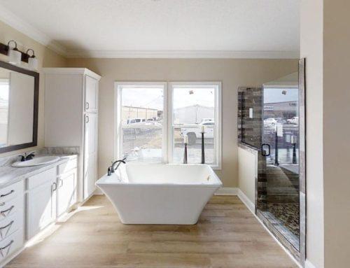 "3 Bedroom. Floor Plan: ""The Farmhouse"""