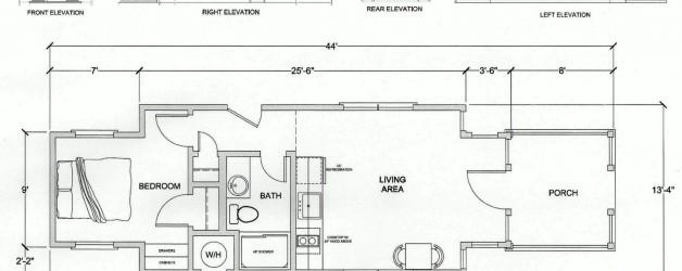 1 Bedroom Camp House Series