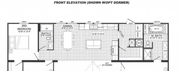 and manufactured homes in ar on 1 bedroom mobile homes floor plans